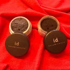 Bare minerals duo eyeliner and eyeshadow